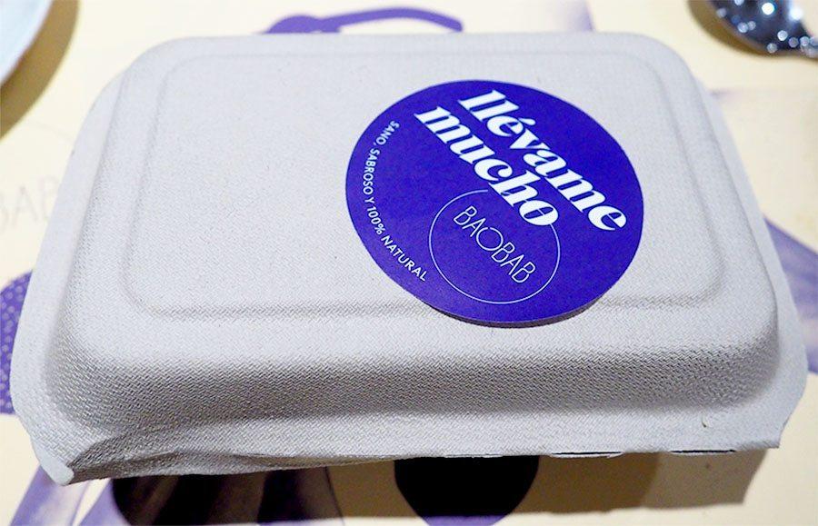 Llevable y biodegradable