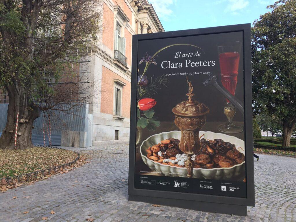 Clara Peeter Pintora