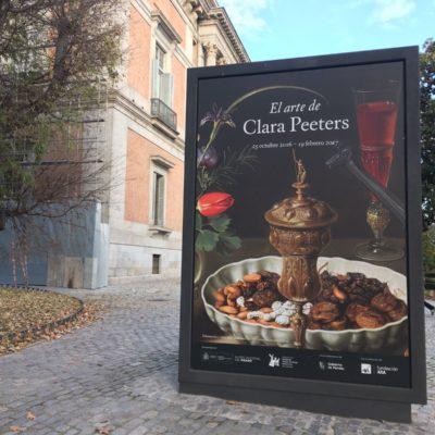 Clara Peeters, sí hay pintoras famosas en la historia