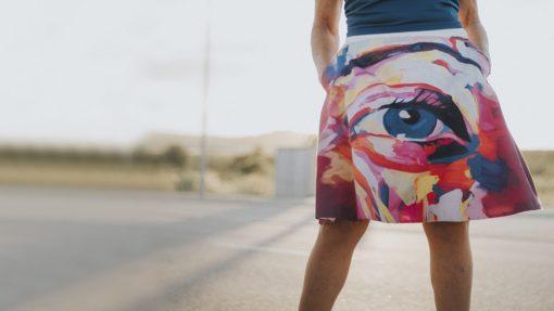 falda-midi-evase-maldita-maria-moda-sostenible