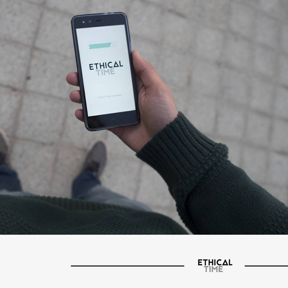 Ethical Time app moda sostenible
