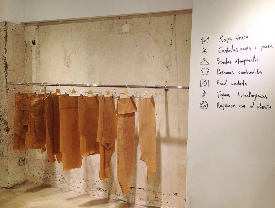 tiendas de moda sostenible en Zaragoza