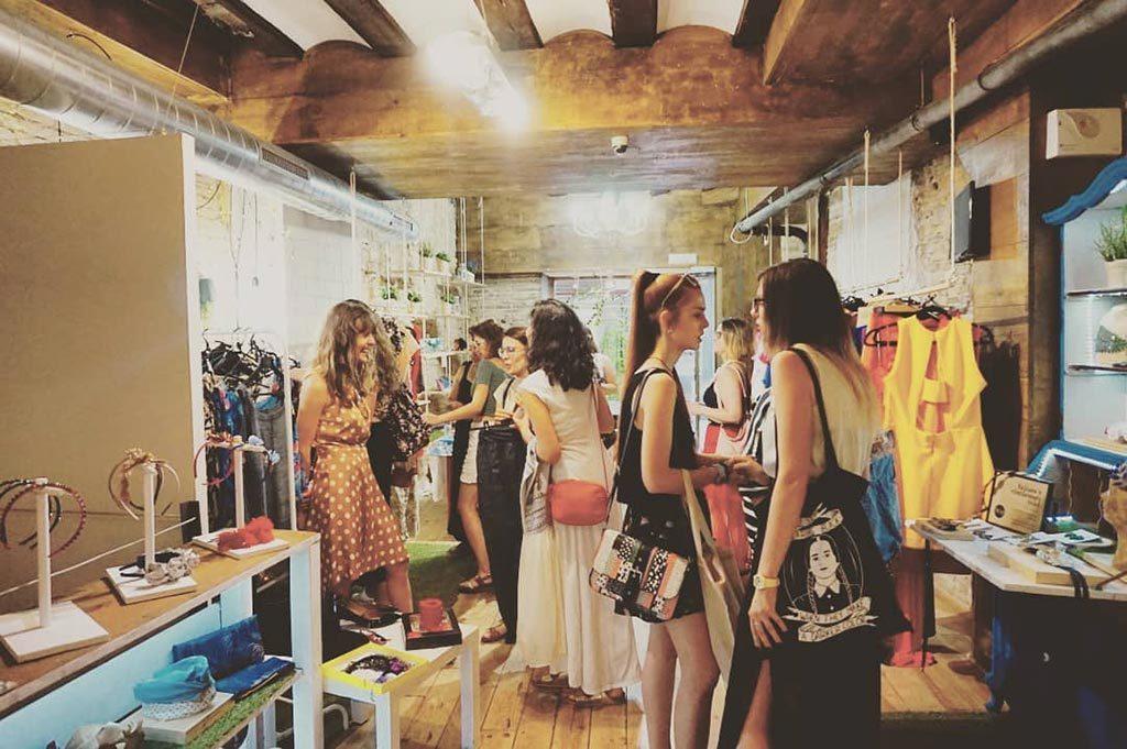 La Modateca tienda de moda sostenible en Zaragoza