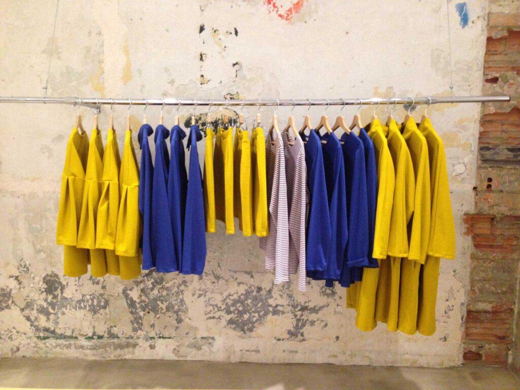 Elisa Muresan tienda de moda sostenible en Zaragoza