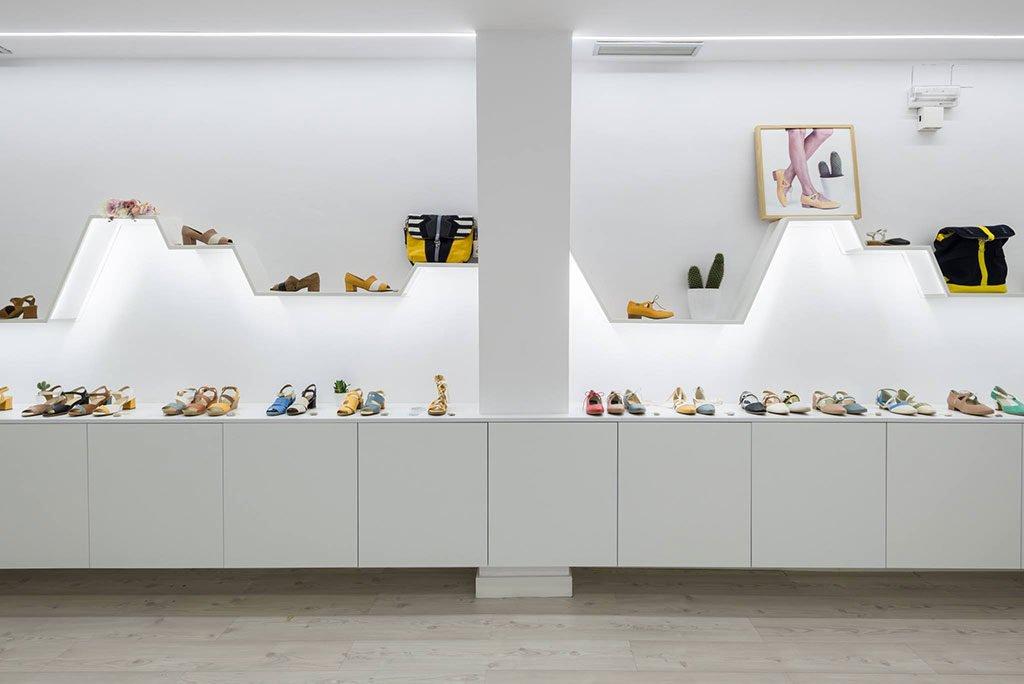 Ray Musgo tienda de moda sostenible en Zaragoza