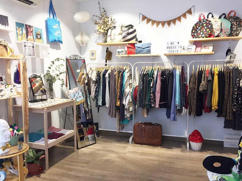 Serendipia tienda de moda sostenible en Zaragoza