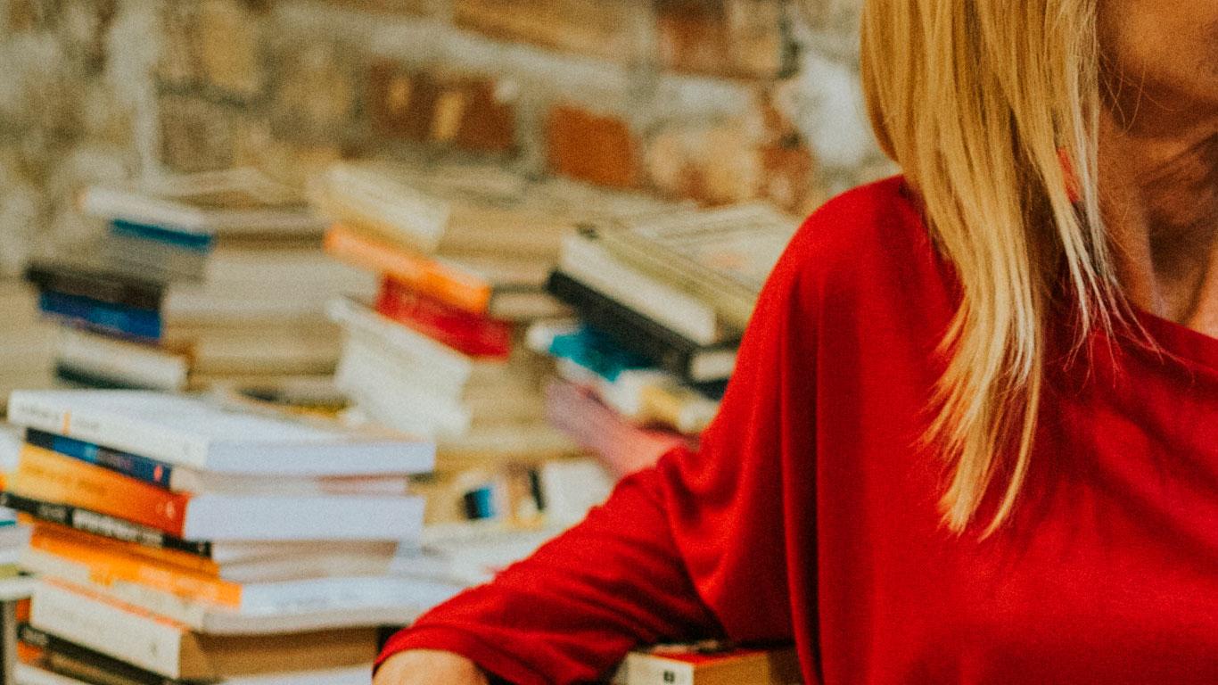 Jersey rojo de Maldita María faldas