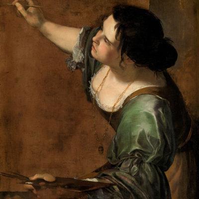 ARTEMISIA GENTILESCHI Sobrepasó sus miedos, se saltó las normas y consiguió vivir de su talento