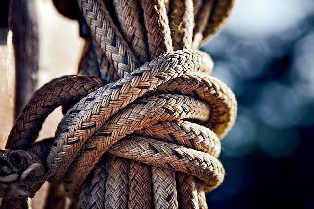 Cáñamo cuerda