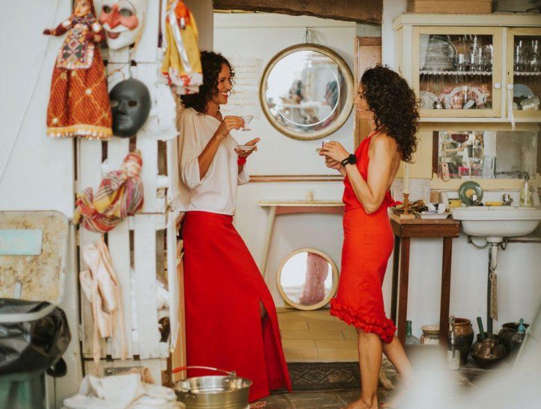 faldas Maldita-María-Rojo